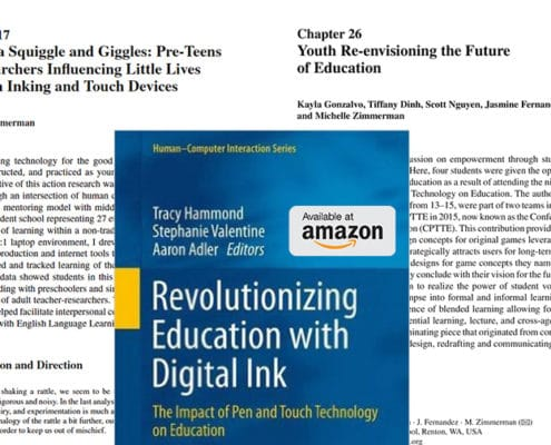 Revolutionizing Digital Ink Book: Chapter 26 and Chapter 17
