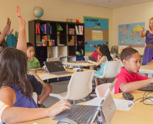 Blended Learning: Where Digital Curriculums Meet Traditional Classrooms