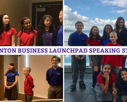 Renton Business Launchpad Speaking Story