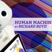 Human Machine Balance by Richard Boyd
