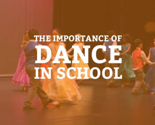 The Importance Of Dance In School