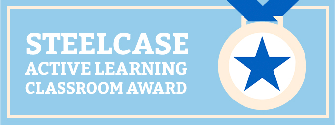 Steelcase Active Learning Classroom Award
