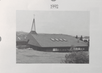 Amazing Grace Lutheran Church and School 1992