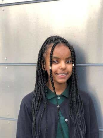 Yohanna Tewolde Participates in Veterans of Foreign Wars Essay Contest